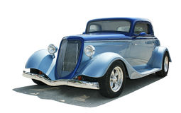 1933 Ford Coupe Street Rod Stock Photography