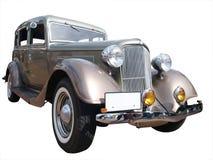 1934年克莱斯勒奢侈普利茅斯 免版税库存照片
