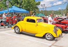 1934 3 Ford Okno Coupe Fotografia Royalty Free