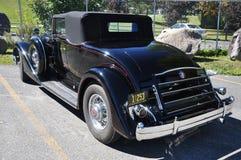 1934 Packard 12 Convertibele Oldtimer Stock Fotografie
