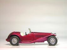 1934 Riley MPH - car. Antique car model royalty free stock image