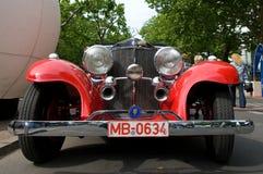 1936 500k benz ανοικτό αυτοκίνητο τη&si Στοκ φωτογραφία με δικαίωμα ελεύθερης χρήσης
