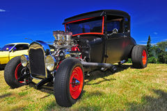 1936 Chevy Hot Rod stock photography