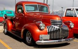 1937年标尺街道卡车 免版税库存照片