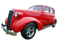 1937年薛佛列汽车奢侈主要轿车 库存照片