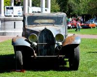 1937年Bugatti Ventoux小轿车 库存图片