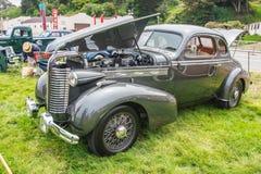 1937年Buick 8特殊 免版税库存图片