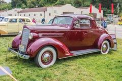 1937 Packard 110 Coupe Στοκ Εικόνα