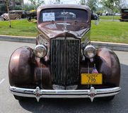1937 Packard 120 Business Coupe Royalty Free Stock Photography