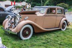 1937 Rolls-$l*royce Στοκ φωτογραφίες με δικαίωμα ελεύθερης χρήσης