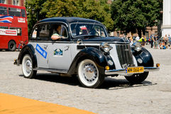 1938 Automobil-Anschluss-Wanderer W 24 Lizenzfreie Stockfotos