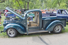 1938 Ford Pickup side view Stock Photography