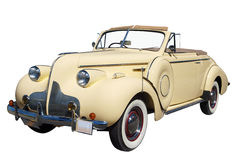 1939 buick convertible eight straight Στοκ Φωτογραφία