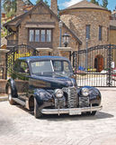 1939年Oldsmobile 库存照片
