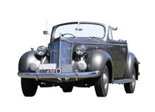 1939 Packard Royalty Free Stock Photography