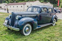 1939 Packard Super 8 Stock Photography