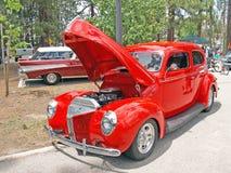 1940年福特轿车 库存照片
