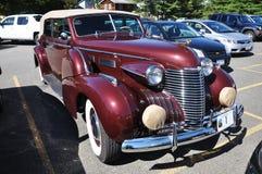1940 μετατρέψιμη σειρά 75 φορείων Cadillac Στοκ φωτογραφία με δικαίωμα ελεύθερης χρήσης