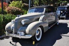 1940 Cadillac Convertible Coupe Series 75 Stock Photo
