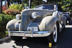 1940 Convertibele Reeks 75 van de Coupé Cadillac Stock Fotografie