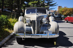 1940 Convertibele Reeks 75 van de Coupé Cadillac Royalty-vrije Stock Fotografie