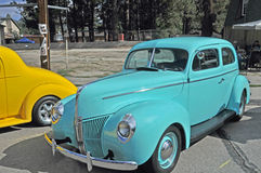 1940 Coupe Ford Obraz Royalty Free