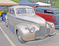 1940 de Coupé van Chevrolet Stock Foto's