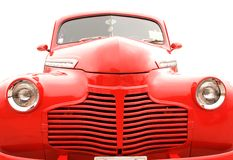 1940's Chevy street rod royalty free stock photography