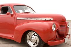 1940's Chevy street rod Royalty Free Stock Photos