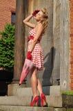 1940s dziewczyny pinup Obraz Stock