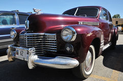 1941 Cadillac Sedan Series 62 Stock Images