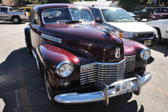 1941 Cadillac Sedan Series 62 Stock Photos