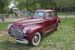 1941 Chevrolet specialDeluxe Royaltyfri Fotografi