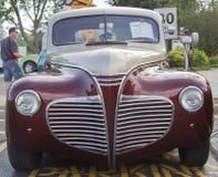 1941 de Klassieke Auto van Plymouth Stock Afbeelding