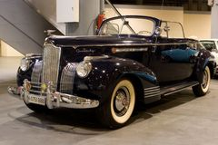 1942 Packard 160 Convertible Royalty Free Stock Images