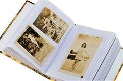 1943年册页照片照片 免版税图库摄影