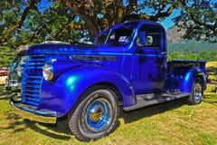 1946 General Motors uppsamlingslastbil Arkivfoton