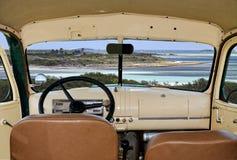 1947 Chevy Interior Royalty Free Stock Photos