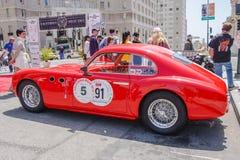 1947 Cisitalia 202 Sport Gran Stock Afbeeldingen