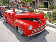 1947 Convertibel Ford Stock Foto