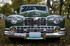 1947 Lincoln Continental Grill Royalty Free Stock Photos