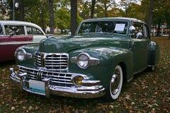 1947 Lincoln kontynentalnych Zdjęcie Stock