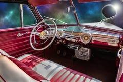 福特轿车1948年 免版税图库摄影