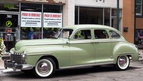 1948 Dodge Town Sedan Custom Stock Photos