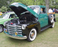 1948 Pick-up Chevy Stock Afbeelding