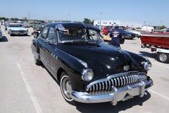 1949年Buick Roadmaster 免版税图库摄影