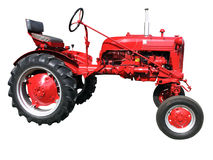 1949 Farmall Cub Royalty Free Stock Photography