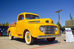 1949 Ford F1 pickup truck Royalty Free Stock Images