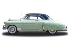 1950年奢侈的薛佛列汽车 免版税图库摄影