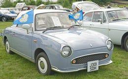 1950年汽车早期的日产s 免版税图库摄影